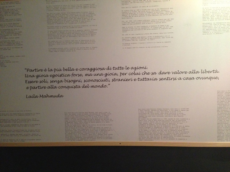 Me, you and everyone we know, CESVI Fondazione Onlus