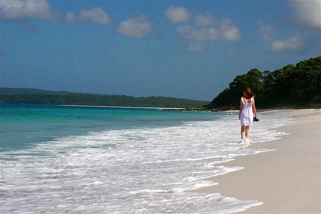 Hyams Beach Australia