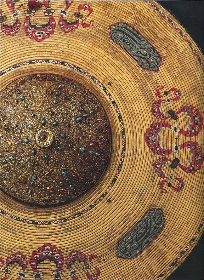"Ottoman Shield (Islamic Arm) (Topkapi Sarayi (""Topkapi Palace""), Turkey)"