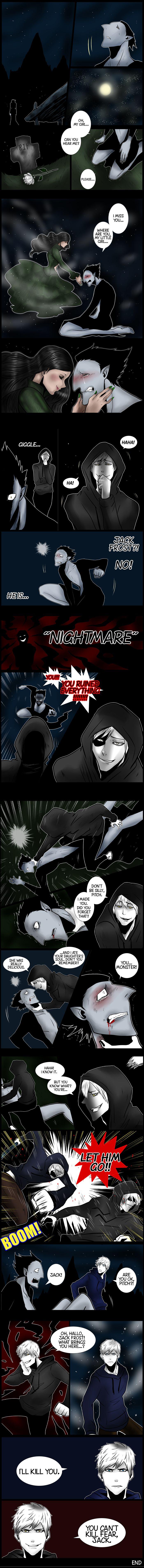 Rise Of The Guardians - Jack Frost VS Jack Black by mikaeriksenweiseth on DeviantArt