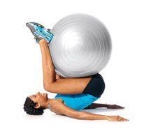 Yoga Ball Exercises