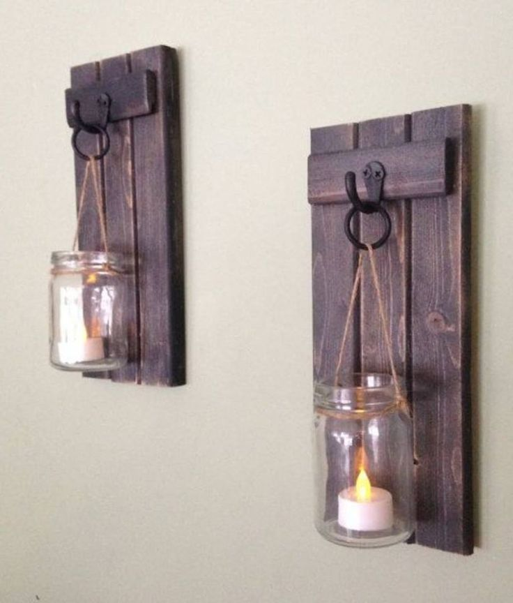 Best 25+ Candle wall sconces ideas on Pinterest | Wall candle ...