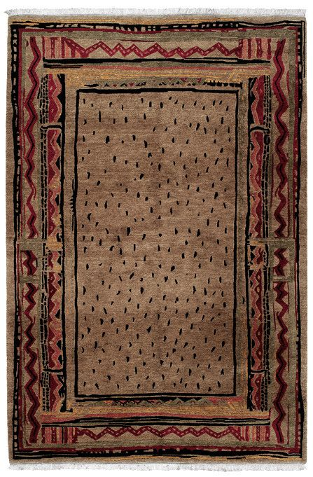 Angola (mocha) By A Rug For All Reasons | This Interesting, Quirky 60