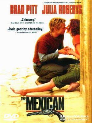 Mexican (The Mexican) DVD #Mexican, #TheMexican, #BradPitt, #JuliaRoberts, #DVD