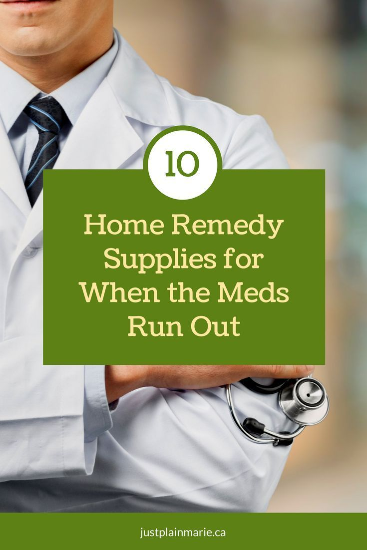 A Natural First Aid Kit for your Home