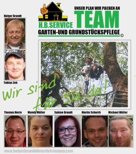 Unser Team für Garten- und Grundstückspflege braucht Verstärkung!Gern auch ungelernt, Berufseinsteiger oder Umsteiger wir arbeiten ein...Voraussetzungen:- Führerschein ( für Einsatz mit Firmenfahrzeug )- teamfahig- flexibel u. belastbar- zuverlässigEinfach anrufen und bewerben!H.B.SERVICE in Märkische HöheMontag - Sonntag 7:00 Uhr - 20:00 UhrBüro: Sabine Brandt