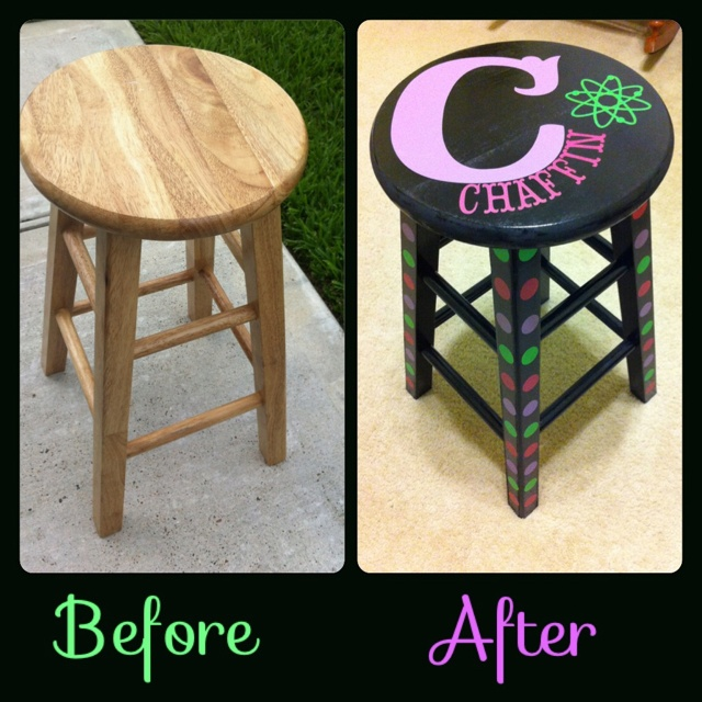 A teacher stool for the classroom... maybe and element design for mine?