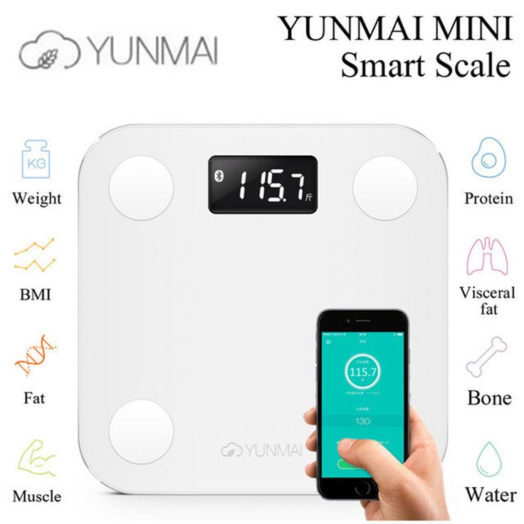 premium Original YUNMAI mini smart bathroom body weighing scale mi digital scale support Android4.3 IOS7.0 Bluetooth 4.0 #>=#>=#>=#>=#> Click on the pin to check out discount price, color, size, shipping, etc. Save and like it!