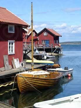 Käringön, Sweden