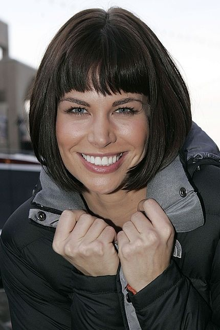 Brooke Burns (Chin-Length Bob)