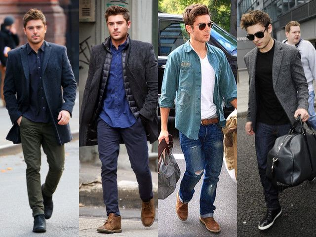 15 Hottest Male Celebrities in their Best Clothing Etiquette - Blogrope