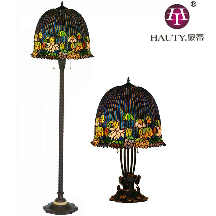 Free Shipping 18 Inch High End Home Lighting Lamps Tiffany Lamps  Continental Lotus Pond · Tiffany LampenWasserlilienBeleuchtung Für Zuhause TeicheLilie