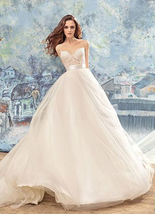 What are the top trends in 2017's bridal collections? Find out here!