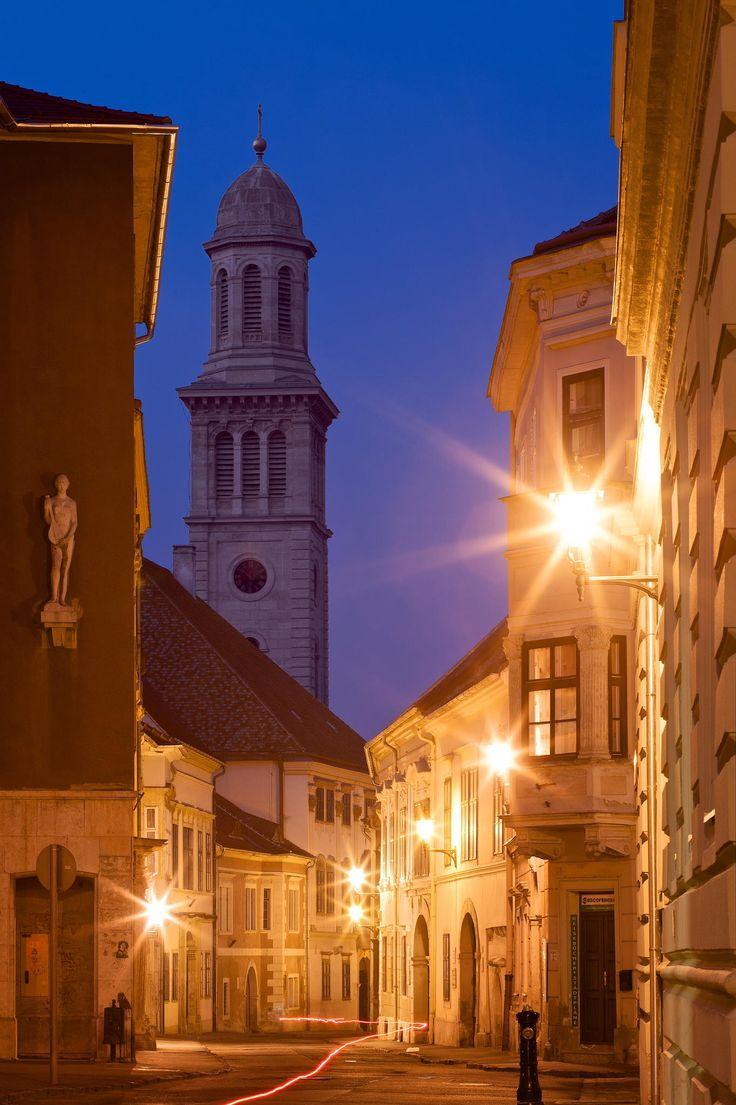 Sopron, Templom  - Hungary  by Kótai Péter on 500px