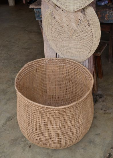 Traditional Cubeo Basket. Vaupés, Colombia. #Mambe Shop www.mambe.org