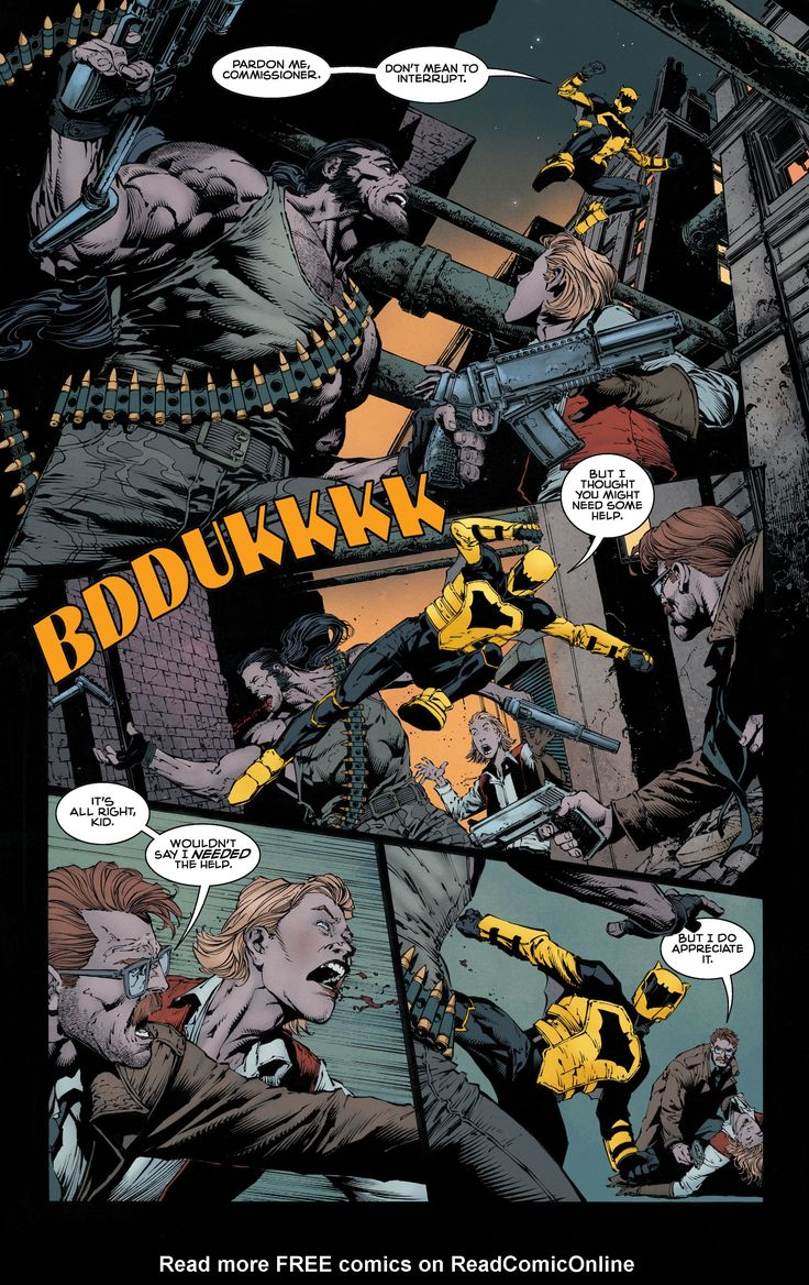 Batman (2016) Issue #17 - Read Batman (2016) Issue #17 comic online in high quality
