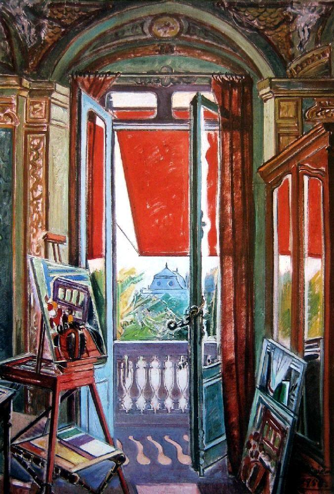 Paris Studio - Roy de Maistre