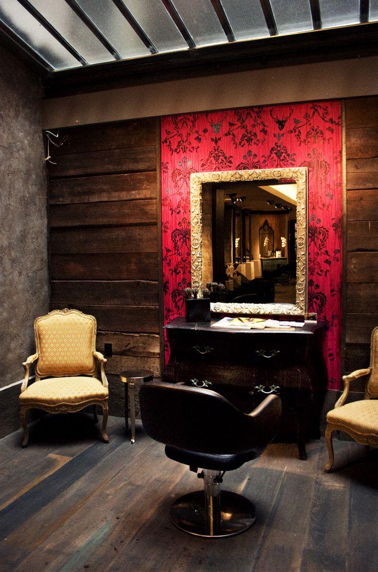 Home Spa Design Ideas: 17 Best Images About Beauty Salon Architecture On