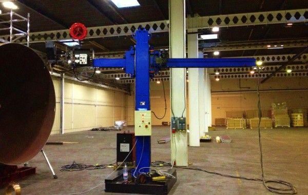 Welding manipulators like #Column & #Boom #Welding machine is often used when referring to welding positioning equipment..http://goo.gl/fp5SNX