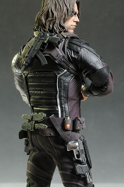 Bucky Barnes Harness : Best winter soldier costume images on pinterest