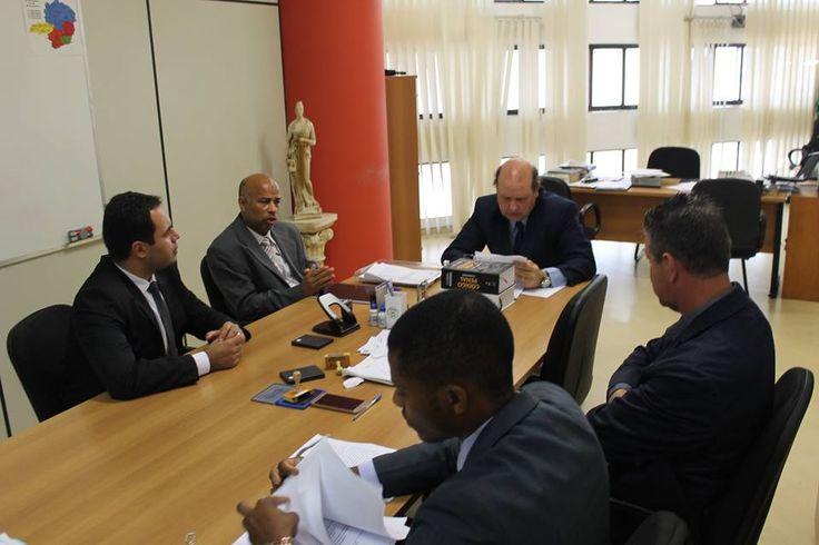 ALEXANDRE GUERREIRO: SINDASP-MG busca respostas e cobra providências no...