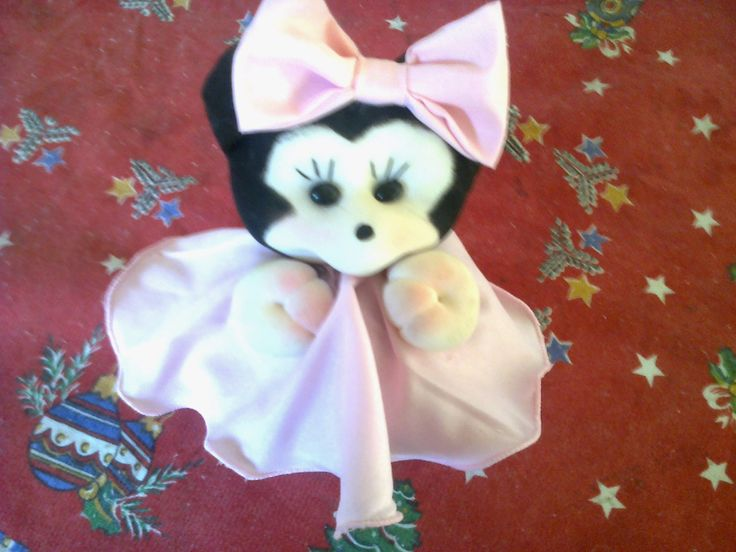 Minnie en soft..