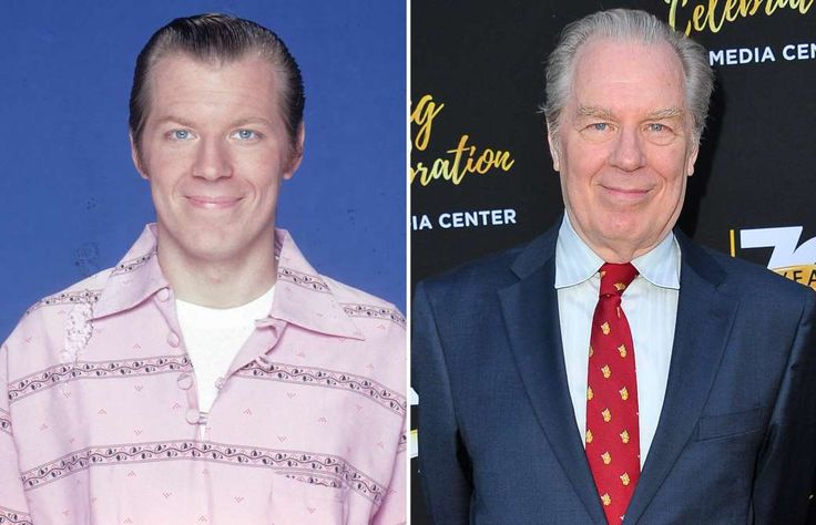 MICHAEL MCKEAN (1980 AND 2016) -  '80s TV stars: Then and now  -  October 11, 2016