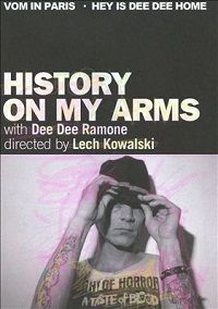 ORDER DVD MVD Visual's DVD & CD set compiles three short films about the self destructive punk rock icon Dee Dee Ramone. Dee Dee was mainly known for playing bass in theRamonesbut also had a ...