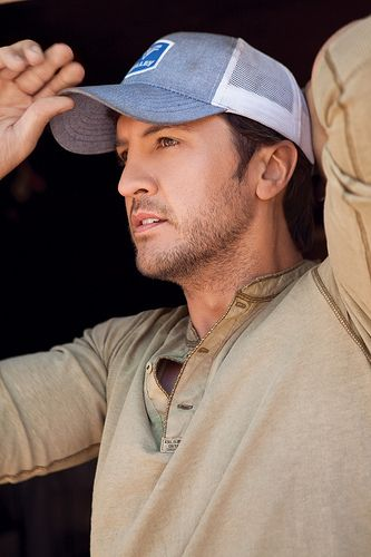 luke bryan -- i should probably get used to country music since everybody at my school likes it... i choose to start with him <3 hello