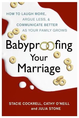 This bestselling book details how parenting young children impacts marriage. Bottom line: parenting can be really tough on your relationship.  With lots of humor, compassion and practical advice this book shows you how to keep your marriage strong after the baby bomb hits.