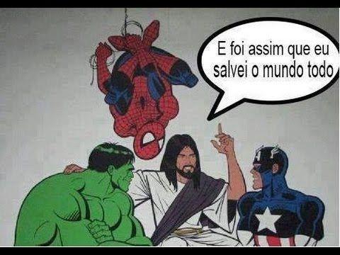 Pregacao Jesus Meu Verdadeiro Super Heroi Dinamica Da Pregacao