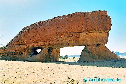 Ennedi 19 Arch-Tschad