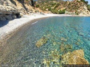 Agia Fotia Beach Crete