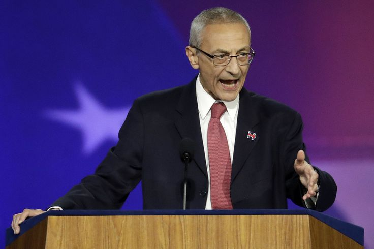 Podesta sends letter to. Daily Caller to stop reporting Federal violation of owning 75,000 Russian Shares in Co. While working for Obama &Clinton.