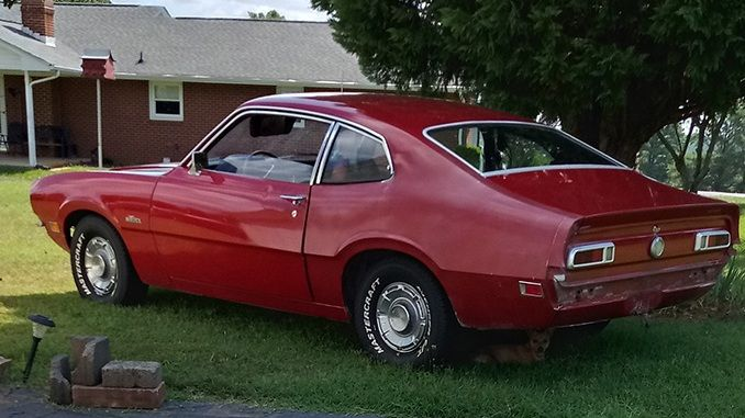 1970 Two Door In Elliston Va Ford Maverick Ford Granada Ford
