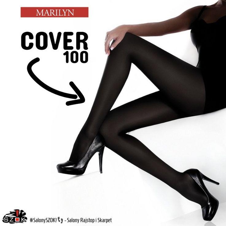 #Rajstopy #Cover 100 firmy #Marilyn to #klasyka która #idealnie sprawdzi się jako #dodatek do każdej #kreacji. ➡️ #SalonySzok!