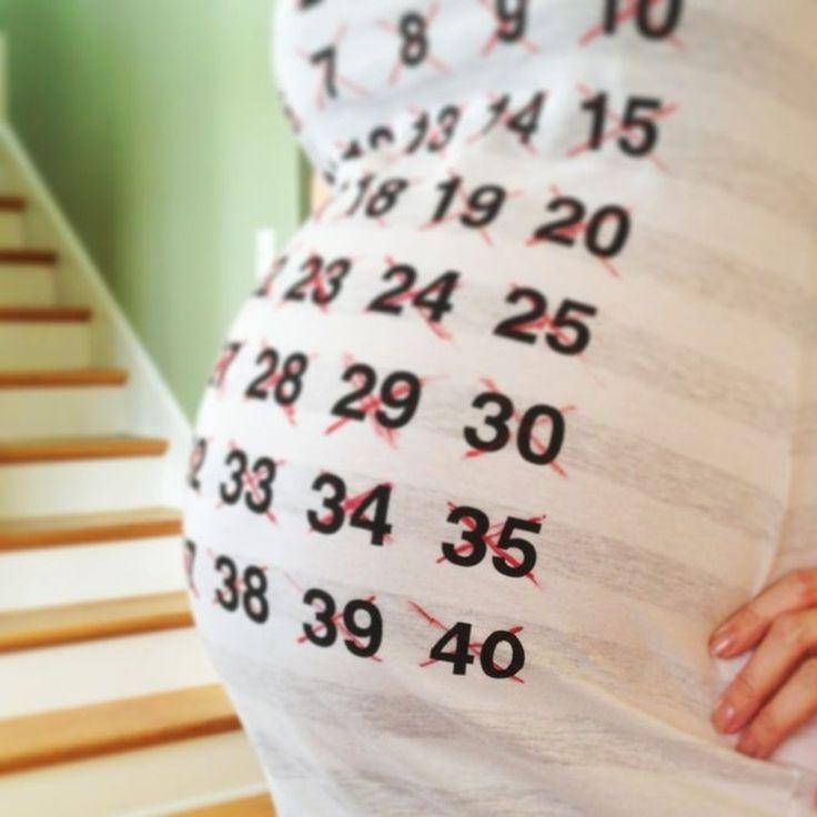 30 ideias fofas e criativas para anunciar a gravidez