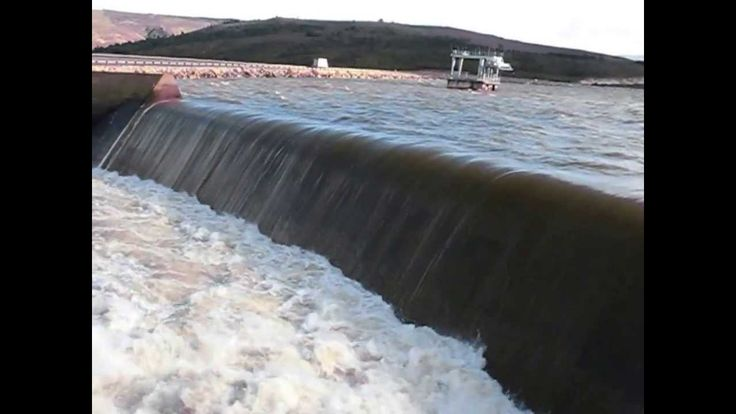 Theewaterskloof dam 4 yrs ago in 2013.