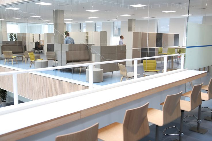 Projects we love: LILLEBAELT ACADEMY - Four Design - With all the initiatives done to strengthening the synergies between  learning and physical surroundings, EAL Academy innovates traditional learning and studying environment.