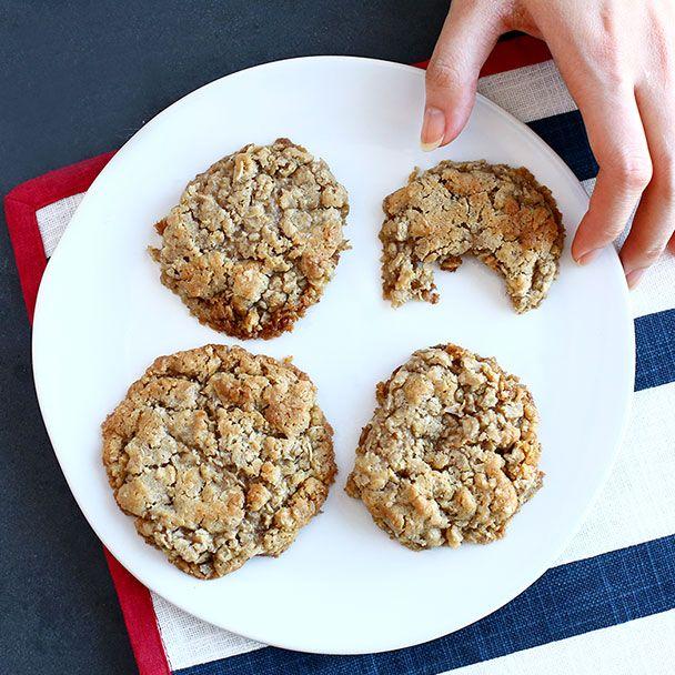 Quaker's Best Oatmeal Cookies - Recipe | QuakerOats.com