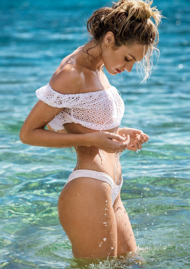 Motivation | Candice Swanepoel By Gilles Bensimon For Maxim March 2015