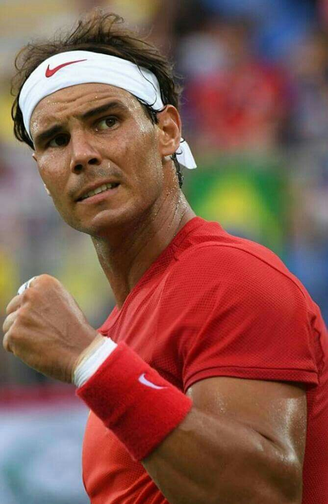 2016 Rio Olympics R3 Rafael Nadal def. Gilles Simon  7/6(5) 6/3