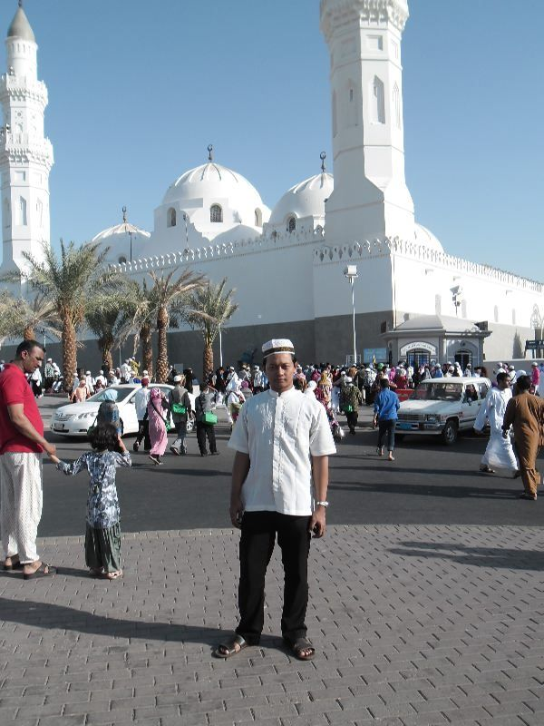 Masjid Kuba [Madinah]
