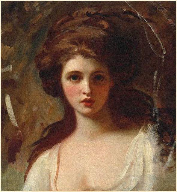 Lady Hamilton as Circe, George Romney