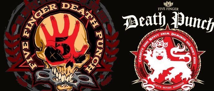 Rock Merch Universe | Five Finger Death Punch Merch Store | T ...