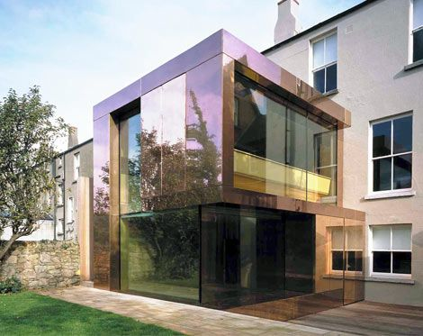 Striking Palmerston Road extension in Dublin by Boyd Cody Architects