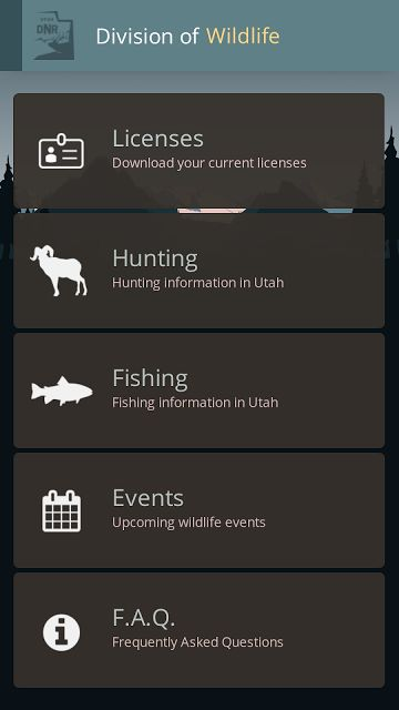 Hunting Guide - dopl.utah.gov