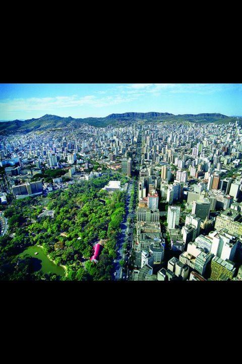 Belo Horizonte en Minas Gerais