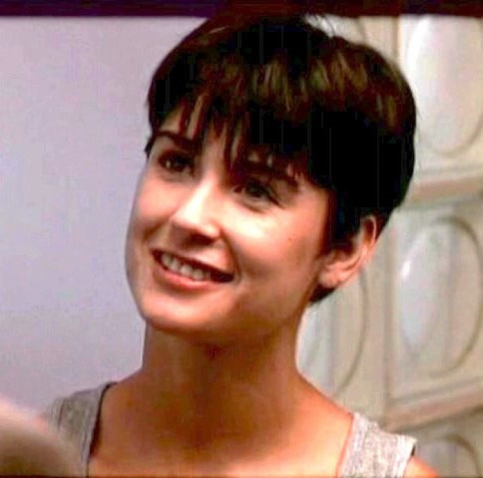 Demi Moore Short Haircut   Google Search | Hair | Pinterest | Short Haircuts,  Haircuts And Short Hair