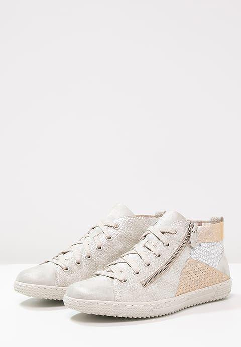 Rieker Sneaker high - grey/ice für 49,95 € (29.12.16) versandkostenfrei bei Zalando bestellen.